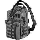 Maxpedition Kodiak Gearslinger Backpack, Wolf Gray