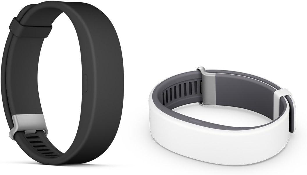 Sony ソニー SmartBand 2 SWR12 iPhone対応 心拍センサー付き - Android & iOS対応 [並行輸入品] Black ブラック