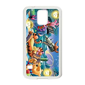 Tiger & Pooh Design Best Seller High Quality Phone Case For Samsung Galacxy S5