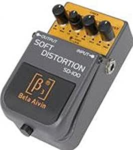 Beta-Aivin Sd100 Soft Distortion Pedal