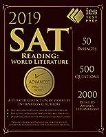 2018 SAT Reading: World Literature Practice Book (Advanced Practice)