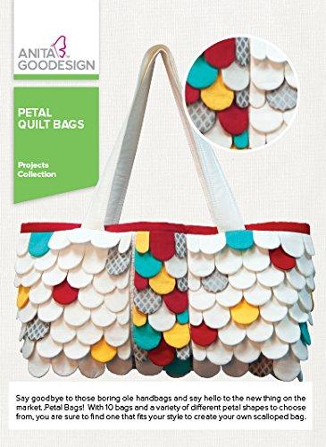 Anita Goodesign Petal Quilt Bags