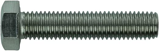 """STAINLESS STEEL 316 SS HEX BOLTS 7//8-9 BY 6/"""" LONG 60pcs available"""