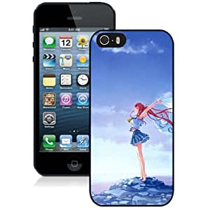 Beautiful Unique Designed Cover Case For iPhone 5S With Love Is Truth White Phone Case