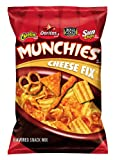 Munchies Snack Mix, Cheese Fix, 8 Ounce (Pack of 6)