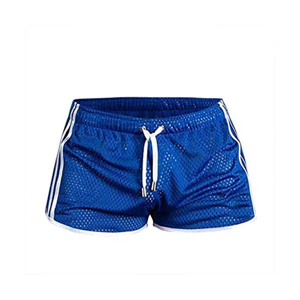 FRAUIT Shorts Uomo Palestra Pantaloncini Ragazzo Running Jogging da Allenamento Pantaloncino Uomini Sport con Asciugatura Rapida e Traspirante Pantacollant 4 spesavip