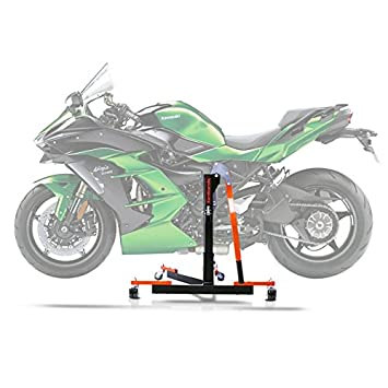 Center Paddock Stand Lift ConStands Power Evo Kawasaki Ninja