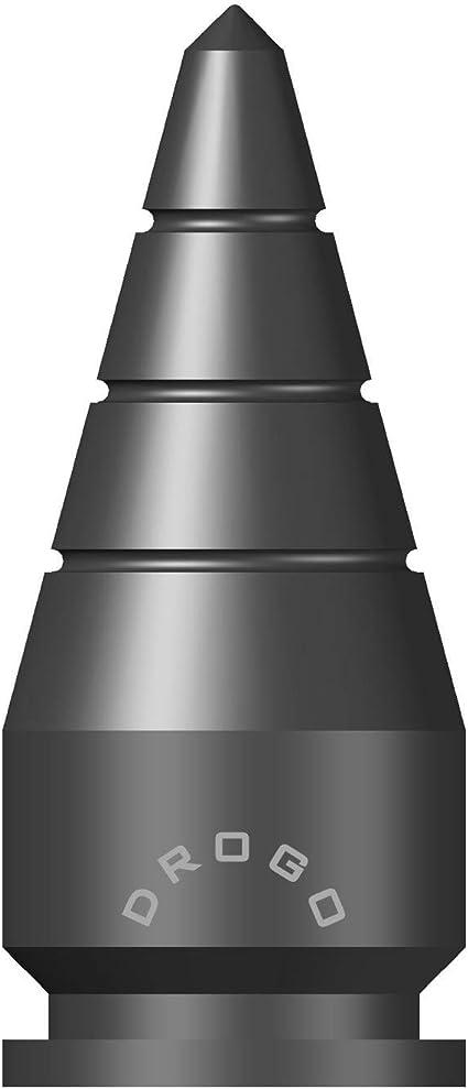 Stealth Black DROGO 1.5 Tougher Replacement Antenna for Toyota Tacoma 1995-2016 FM//AM Reception Enhanced Tough Material Creative Design