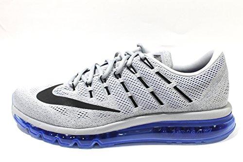 Nike Schwarz Blue Laufschuhe 2016 Herren Gris Grey Azul Mehrfarbig Air Max sl Schwarz Mehrfarbig Wolf Mehrfarbig Racer Schwarz vrFfxqvwW