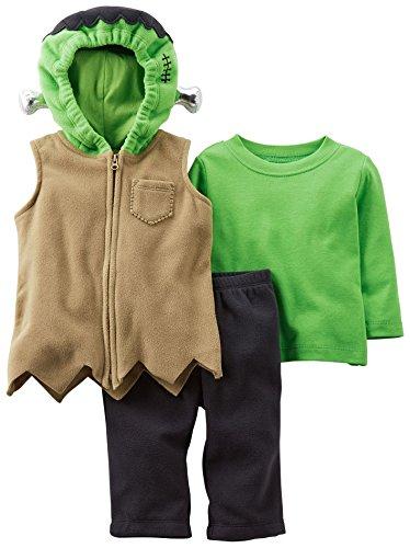 (Carter's Baby Boys' Halloween Costume (Baby) - Frankestein - Frankenstein - 24)