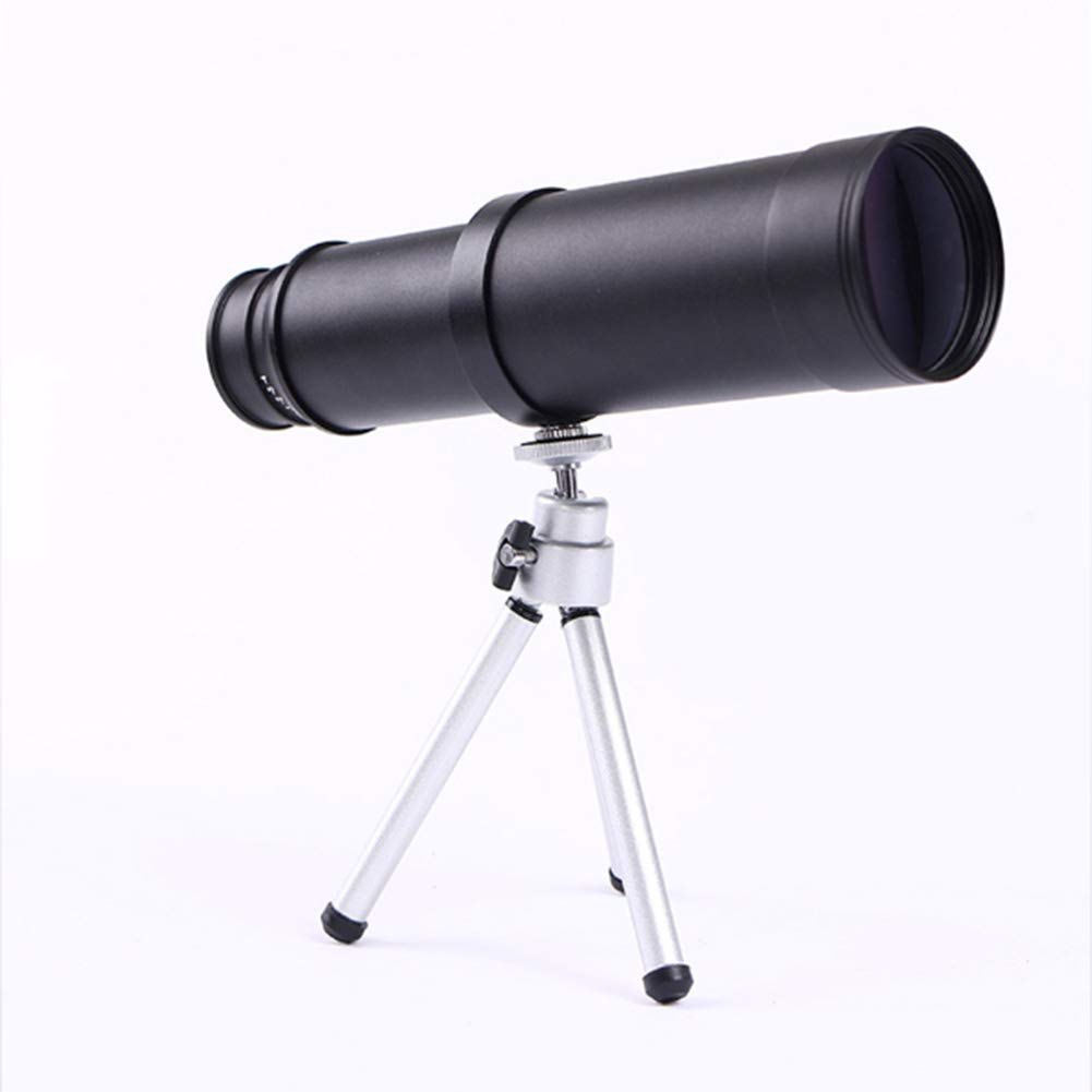 GWO Telescope-amplified Portable Telescope For Children Beginners And Astronomy With Detector Range And Adjustable Tripod