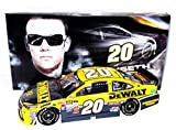 AUTOGRAPHED 2015 Matt Kenseth #20 DeWalt Racing (Joe Gibbs Team) Signed Lionel 1/24 NASCAR Diecast Car with COA (#0154 of only 1,489 produced!)