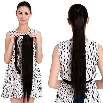 human hair ponytail 100g-1# 1B 2# 4# 6# 8# 613#