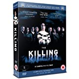 The Killing - Complete Season 1 - 5-DVD Box Set ( Forbrydelsen (Forbrytelsen) ) ( The Killing - Complete Season 1 ) [ NON-USA FORMAT, PAL, Reg.2 Import - United Kingdom ]