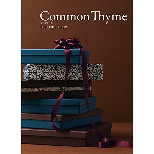 ベストコレクション ギフトカタログ Common Thyme(コモンタイム) コース (包装済み/ノキアブラウン) B07FP67M32  (包装済み/ノキアブラウン)