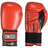 Ringside BG13 RED.LARGE Extreme Fitness Boxing Gloves Large Red