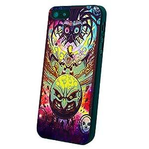 Zelda Vs Majora Mask in Nebula Space Custom Case for Iphone 5/5s