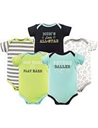 Baby Girls' Cotton Bodysuits