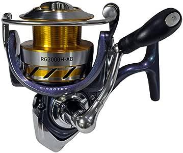 Daiwa RG3000H-AB Spinning Reel by Daiwa: Amazon.es: Deportes y ...