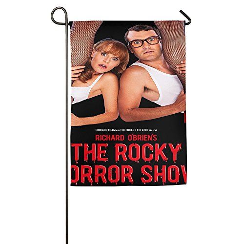 The Rocky Horror Picture Show One-Sided,Decorative Nylon Garden Flags 1827inch