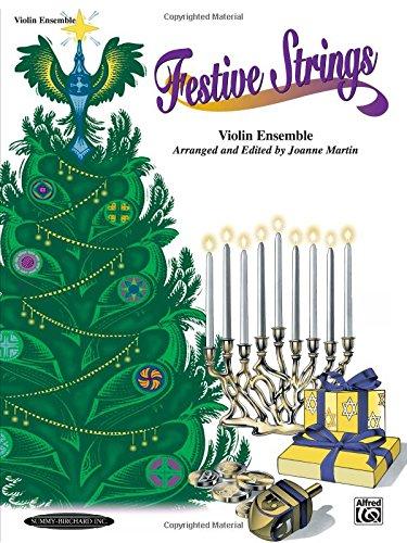 Festive Strings for Ensemble: Violin Ensemble