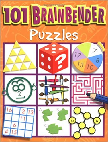 Book 101 Brainbender Puzzles by That Top (2004-04-30)