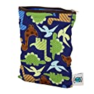 Planet Wise Wet Diaper Bag, Rawr, Small
