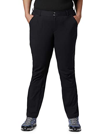 4cddd8a552d16 Columbia Women's Saturday Trail Pant, Water and Stain Resistant
