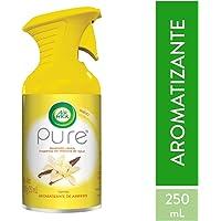 Air Wick Aromatizante Ambiental en Aerosol Pure, Vainilla, 250 ml
