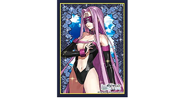 Fate//EXTELLA Medusa Card Game Character Sleeves 80CT Anime Art Collection
