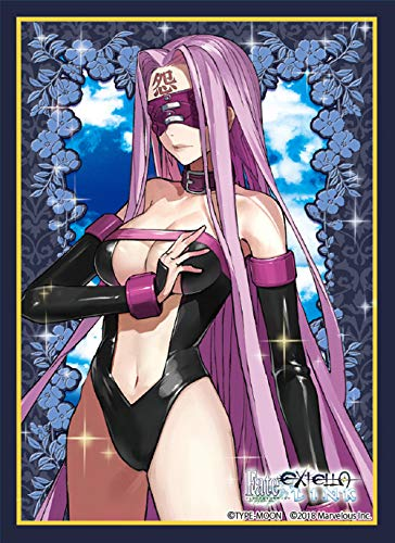Fate/Extella Link Medusa Mask de Gorgon Ver. Card Game Character Sleeves Collection 80CT Anime Art