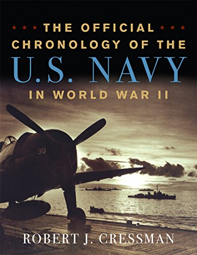 The Official Chronology of the U.S. Navy in World War II (World War 2 Navy compare prices)