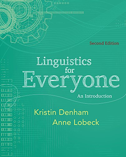 an introduction to the use of linguistic power 3 1 introduction to the linguistic study of language key concepts who these books are for how to use these books what these books are about communication.