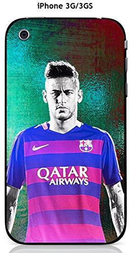 Cover Apple iPhone 3G/3GS Design Neymar