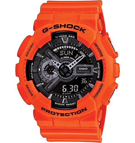 Casio G Shock Rescue Quartz GA110MR 4A
