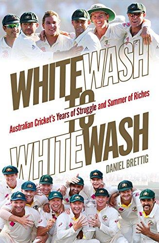 Whitewash Australian Crickets Struggle Summer product image