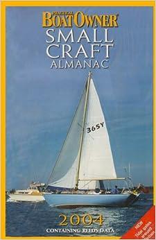 Pbo Small Craft Almanac 2004 2004
