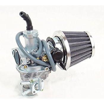 mothar carburetor air filter fits honda atv. Black Bedroom Furniture Sets. Home Design Ideas