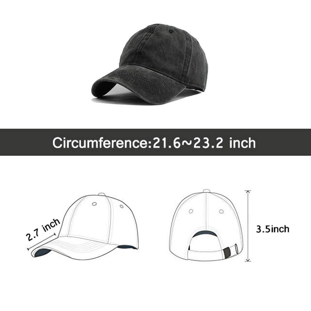LANBRELLA San Jose California Mens Short Sleeve Shirts Pigment Dyed Baseball Dad Hat Adjustable