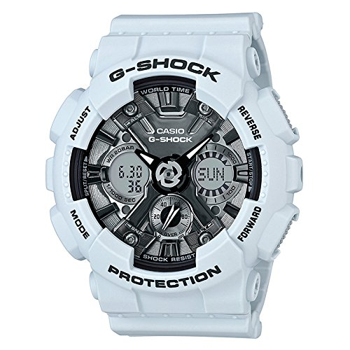 Womens Casio G Shock GMA S120MF 2A S
