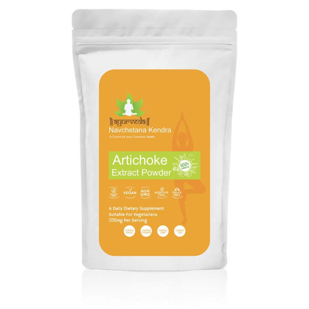 Artichoke Extract Powder | Cynara scolymus | 0.05 | Herbal Supplement(400 GM)