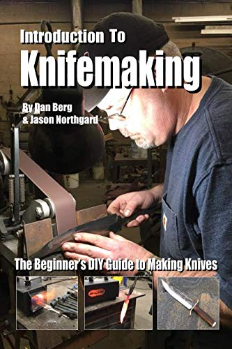 Expert choice for knife making books for beginners