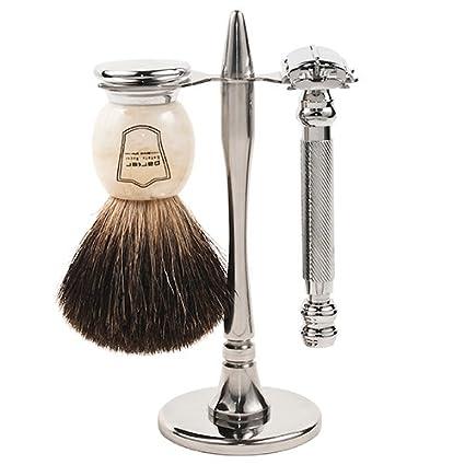 Amazon.com: Parker 99R Seguridad de afeitar Afeitado Set ...