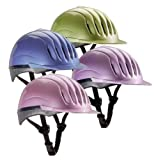 Equi-Lite Dial Fit Riding Helmet in Fashion Colors, Medium, Sunset Pink