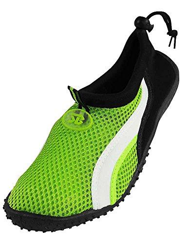 Nouvelle Starbay Marque Femmes Chaussures Deau Athlétique Aqua Chaussettes Vert