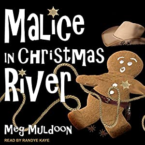 Malice in Christmas River Audiobook
