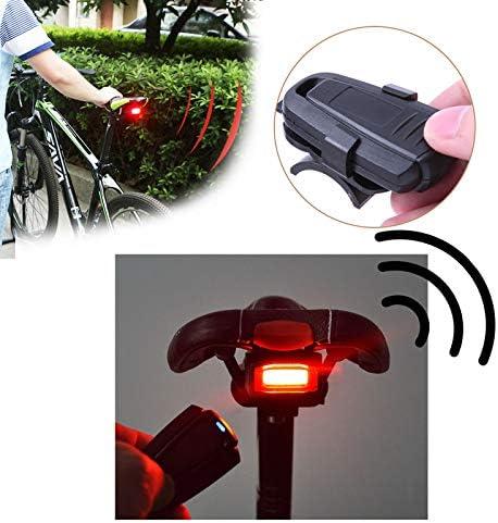 JLDSFPP 4 En 1 Anti-Robo De Alarma De Seguridad De La Bicicleta ...