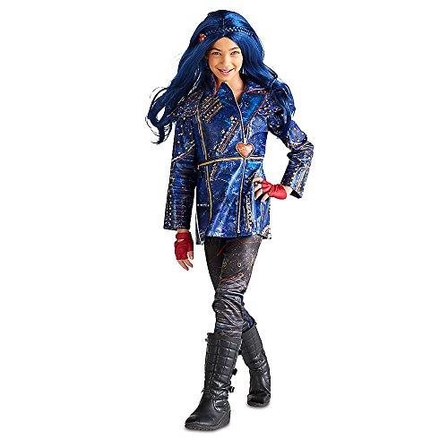 Amazon.com: Disney Evie Costume for Kids - Descendants 2: Clothing