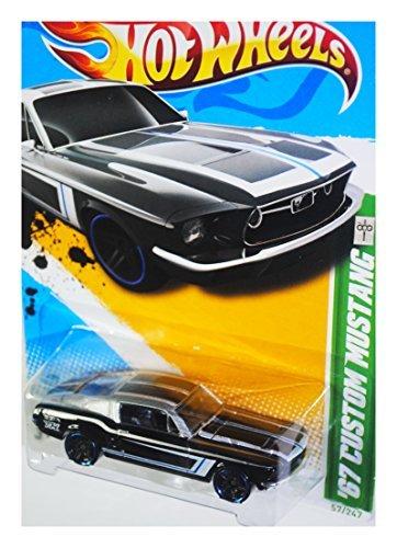 Mattel 2012 Hot Wheels Regular Treasure Hunt - '67 Custom...
