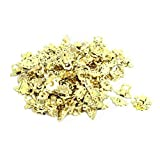 Hasps Metal Screw Fixed Box Latch Toggle Catch Hasp Lock Gold Tone 200pcs By Houseuse